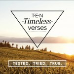Ten Timeless Verses Sermon Series