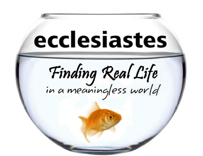 ecclesiastes analysis Ecclesiastes or, the preacher chapter 12  12 and further, by these, my son, be admonished: of making many books there is no end and much a study is a weariness of the flesh 13 ¶ let us hear the conclusion of the whole matter: a fear god, and b keep his commandments:.