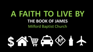 James - A Faith to Live By